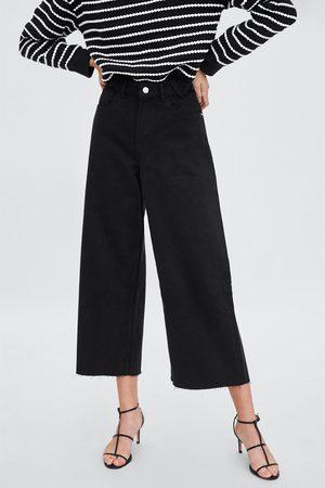 Zara Dame Culotte bukser - 08197817