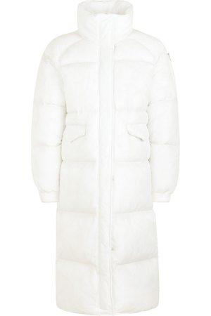 Boohoo Tall Longline Padded Coat
