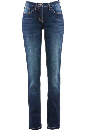 bonprix Dame Stretch - Multi-Stretch-Jeans behagelig passform