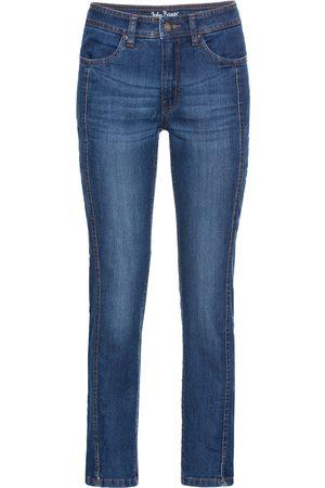 Bonprix Komfort-Stretch-Jeans 7/8 Rett passform