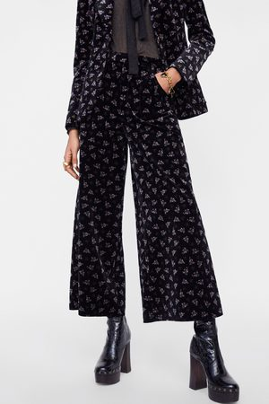 Zara Dame Culotte bukser - 08243730