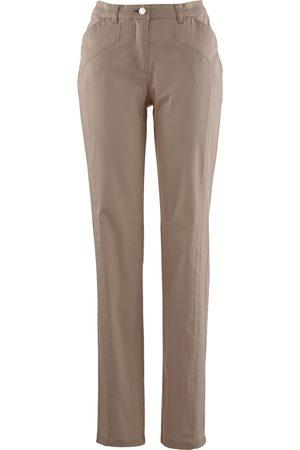 bonprix Komfortabel bukse med stretch