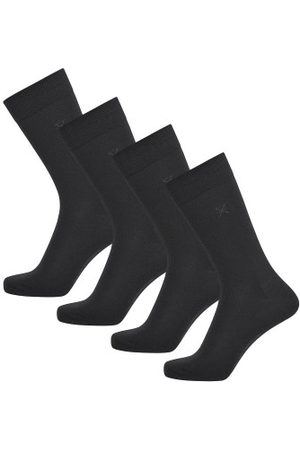 JBS of Denmark 4-pakning Organic Cotton Socks * Fri Frakt