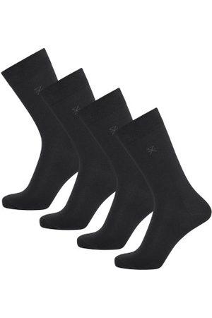 JBS of Denmark 4-pakning Bamboo Blend Socks * Fri Frakt