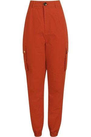 Boohoo Woven Pocket Cargo Trousers