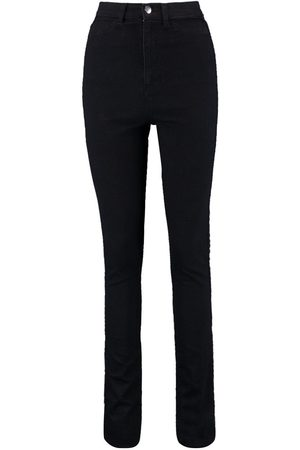 Boohoo Tall Super High Waisted Power Stretch Skinny Jeans