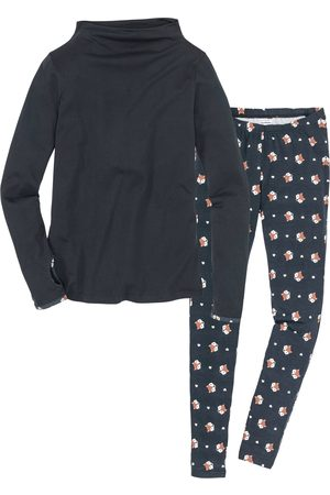 bonprix Dame Leggings - Pyjamas med leggings