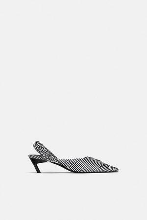 9d81676a Sko med for Multifargede høye hæler til dame, sammenlign priser og kjøp på  nett