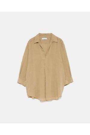 Zara Poloskjorte