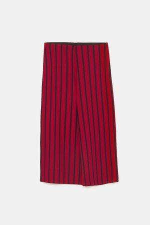 Zara Dame Bukser - Basic culottebukse