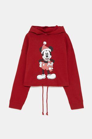 Zara Mickey mouse ©disney sweatshirt