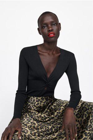Zara Body med knute