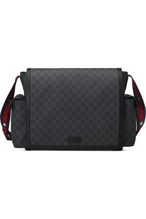 Gucci GG Supreme diaper bag
