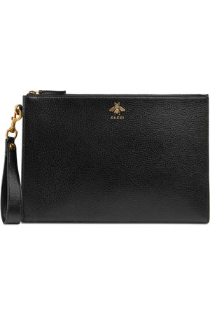 Gucci Animalier leather pouch