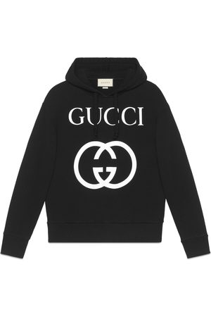 Gucci Hooded sweatshirt with Interlocking G