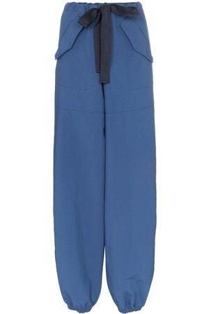 Moncler Dame Joggebukser - Drawstring fastening track pants