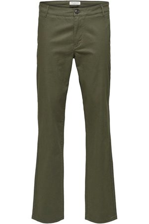 Selected Chinos Straight fit