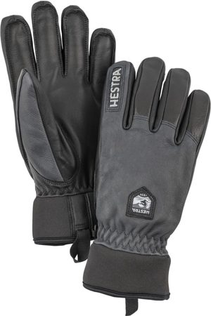 Hestra Army Leather Wool Terry - 5 Fi