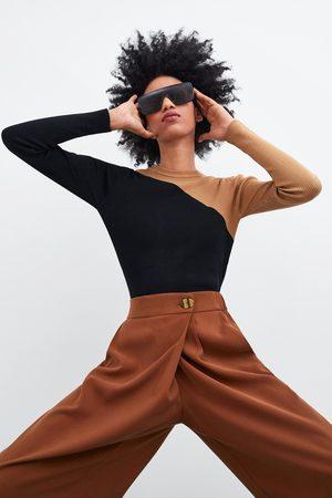 Zara Dobbeltspent culottebukse