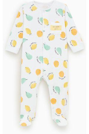 Zara Pyjamas med frukt