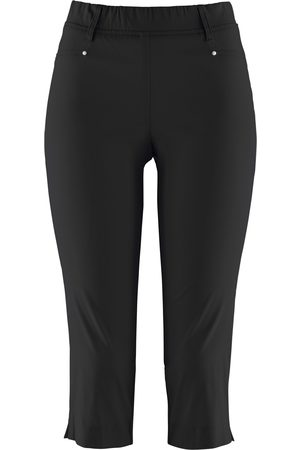 Bonprix Dame Capribukser - Capri-bukse med stretch og pull-on linning