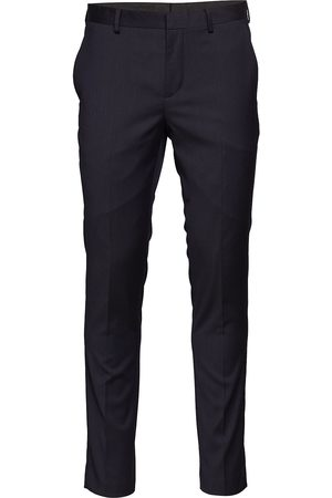 Selected Slhslim-Mylobill Navy Trouser B Noos