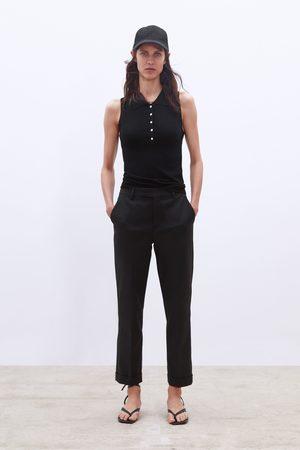 Zara Rett stretchbukse
