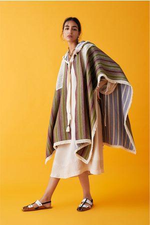 Zara Studio kappe med frynser limited edition