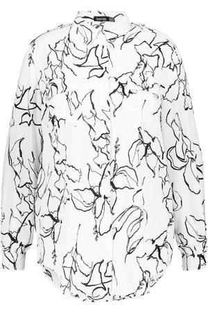 Boohoo Plus Line Drawing Utility Shirt