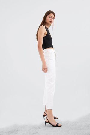 Zara Dame Topper - Cropped topp