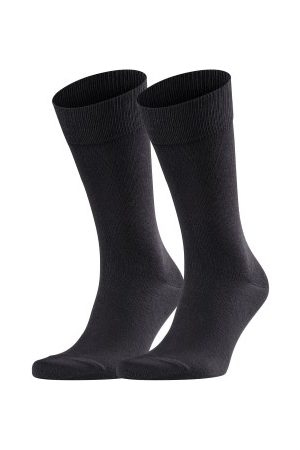 Falke 2-pakning Happy Men Socks * Fri Frakt
