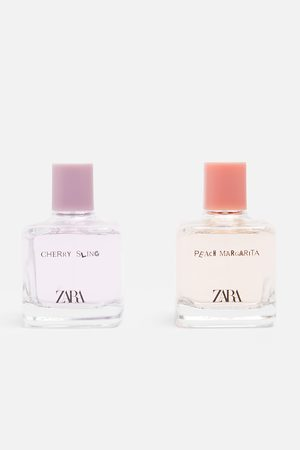 Zara Dame Parfymer - Cherry sling + peach margarita 100 ml
