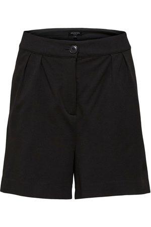 Selected High waist Shorts