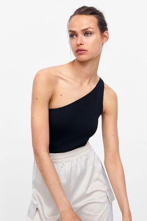 Zara Asymmetrisk body
