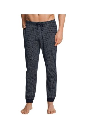 Schiesser Mix and Relax Lounge Pants With Cuffs * Fri Frakt