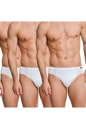 Schiesser 3-pakning Essentials Super Mini Briefs * Fri Frakt