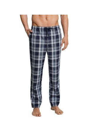 Schiesser Herre Pyjamaser - Mix and Relax Woven Lounge Pants 3XL * Fri Frakt