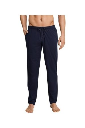 Schiesser Herre Pyjamaser - Mix and Relax Jersey Lounge Pants * Fri Frakt