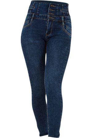 SII Marineblå Jeans