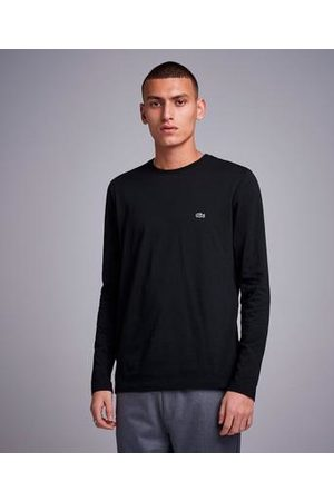 Lacoste Long Sleeve Crew Neck Tee