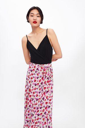 Zara Dame Body - Body i undertøystil