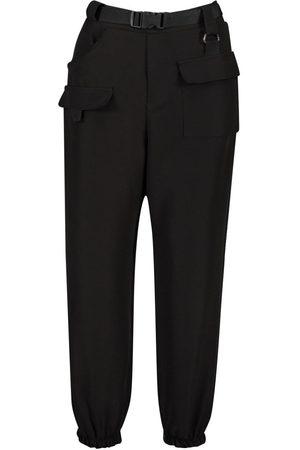 Boohoo Dame Cargobukser - Cargo Belted Trousers