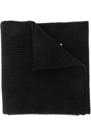 VALENTINO GARAVANI Herre Skjerf - Knitted logo scarf