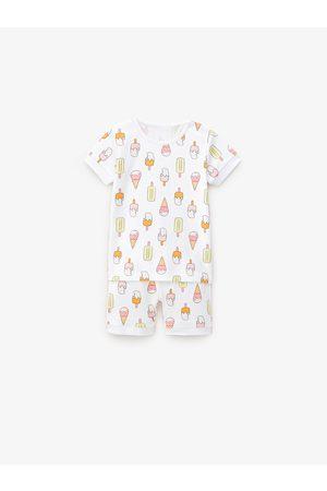 Zara Baby Pyjamaser - Todelt pyjamas iskremer
