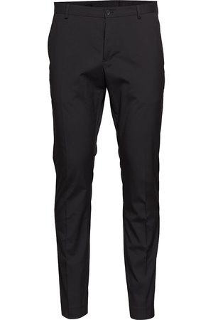 Selected Slhslim-Mylologan Black Trouser B Noos