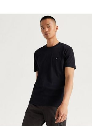 Calvin Klein Cotton Logo Embroided T-shirt