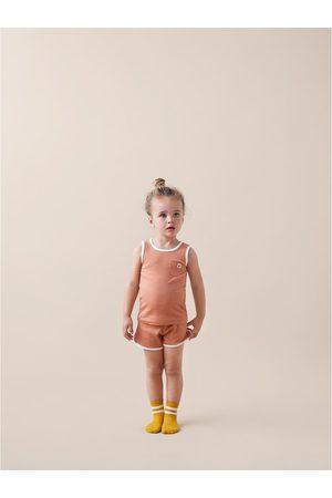 Zara Baby Pyjamaser - Pyjamas med ribbekant og etikett