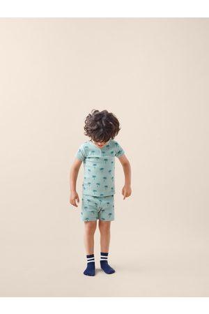 Zara Pyjamas med mønster