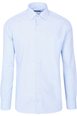 ETERNA Lyseblå Skjorte