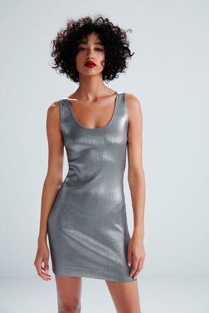 Zara Minikjole med glitter